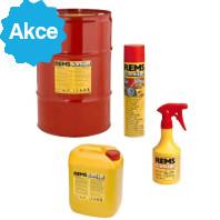 REMS Sanitol, syntetická, bezminerální závitořezná látka, 600 ml sprej 140115