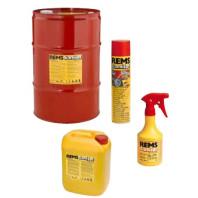 REMS Sanitol, syntetická, bezminerální závitořezná látka, 500 ml mech. rozprašovač 140116