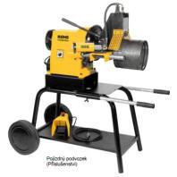 REMS Magnum RG - 2010 RG-T, stroj na výrobu obvodových drážek do 12 palců, 2100 W 340231