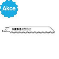 REMS Pilový list 150 na řezání volně z ruky pro různé účely 561115