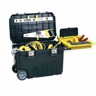 STANLEY Pojízdný box na nářadí Mobile Job Chest s kovovými petlicemi 75,9 x 47,3 x 48,6 cm, 1-92-978