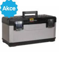 STANLEY Box na nářadí FatMax kovoplastový 66,2 x 29,5 x 29,3 cm, 1-95-617