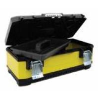 STANLEY Box na nářadí kovoplastový 58,4 x 22,2 x 29,3 cm, 1-95-613