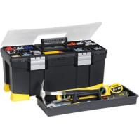 STANLEY Box na nářadí s organizérem ve víku 55,6 x 25,7 x 24,8 cm, 1-97-512