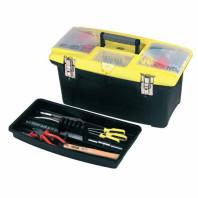 STANLEY Box na nářadí JUMBO s kovovými přezkami 48,6 x 27 x 23,7 cm, 1-92-906