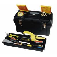STANLEY Box na nářadí 2000 s kovovými přezkami 40,3 x 17,8 x 13 cm, 1-92-065