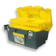 STANLEY Box na nářadí MEGA rozkládací s kovovými přezkami 49,5 x 26,5 x 26,1 cm, 1-92-911