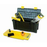 STANLEY Box na nářadí s plochým víkem 40,1 x 21,6 x 16,4 cm, 1-92-766