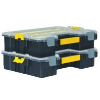 STANLEY Organizér na nářadí FatMax profesionální s plastovými přezkami 44,6 x 7,4 x 35,7 cm, 1-97-519