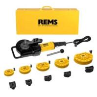 REMS Curvo set12-14-16-18-22-28, Elektrická ohýbačka trubek, 1000 W 580031