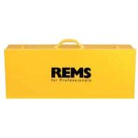 REMS Plechový kufr s přihrádkami pro REMS Akku-Curvo / bez nářadí / 586015