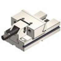 NOGA Svěrák celokovový 200 x 300 mm pohyblivá čelist na základně, 382-310