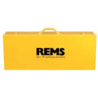 REMS Kufr z ocelového plechu s vložkou pro REMS Sinus, /bez nářadí/,   584160 154160
