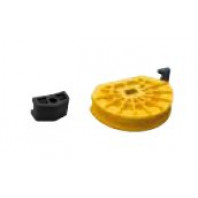 REMS Ohýbací segment a smýkadlo na ohýbání trubek, pro průměr 20 mm a poloměr ohybu 75 mm 581080