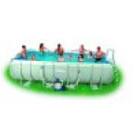 Bazén Tahiti 2,74 x 5,49 x 1,32 m s pískovou filtrací 10340050