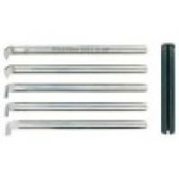 PROXXON Sada soustružnických nožů pro vnitřní závity a zápichy 6 ks 24520
