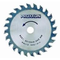PROXXON Pilový kotouč s tvrdokovovými destičkami 24 zubů  28734