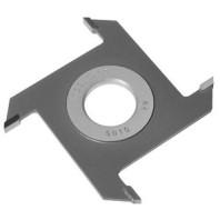 KARNED Drážkovací fréza s rovnými zuby 5010 pr. 125 / 10 mm DF120014