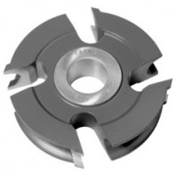 KARNED Fréza zaoblovací půlkruhová vydutá 5016 pr. 125 / 14 mm DF120004