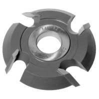 KARNED Úhlová fréza 5015 pr. 125R / 15 mm DF220057