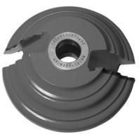 KARNED Fréza na ozdobné lišty 8371 pr. 180 / 60 mm DF120139
