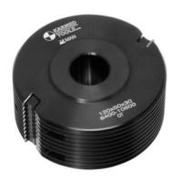 KARNED Spárovací fréza s vyměnitelnými břitovými destičkami 8340/B pr. 120 / 50 mm OD300027