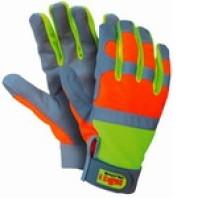 INDUSTRIAL Reflexní rukavice Street glove 07326