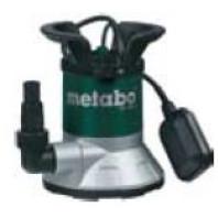 METABO 450W Ponorné čerpadlo na čistou vodu s plochým sáním TPF 7000 S, 0250800002