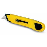 STANLEY Plastový nůž se zasouvací čepelí 150 mm, 0-10-088