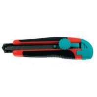 METRIE M12 - Odlamovací nůž ABS nůž 18 mm s aretací + 2 čepele Baupro 875512