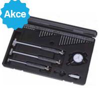 MITUTOYO Sada dutinoměrů 18-150 mm standardní provedení s úchylkoměrem č. 543-264B, 511-925-10