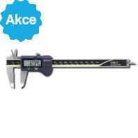 MITUTOYO Posuvné měřítko ABSOLUTE DIGIMATIC 0-150 mm s plochým hloubkoměrem bez posuvového kolečka, 500-181-30