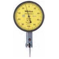 MITUTOYO Páčkový úchylkoměr pr. 40 mm dělení stupnice 0,002 mm vodorovné provedení s rubínovou kuličkou, 513-475-10E