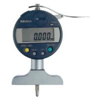 MITUTOYO Hloubkoměr s úchylkoměrem ABSOLUTE DIIGIMATIC 0-200 mm s výstupem dat, 547-211