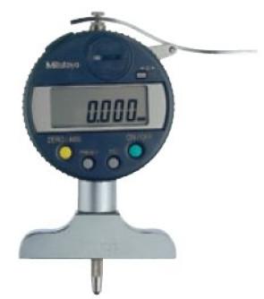 MITUTOYO Hloubkoměr s úchylkoměrem ABSOLUTE DIIGIMATIC 0-200 mm s výstupem dat, 547-212