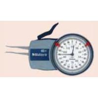 MITUTOYO Číselníkový úchylkoměr 2,5-12,5 mm s měřícími rameny pro vnitřní měření IP65, 209-300