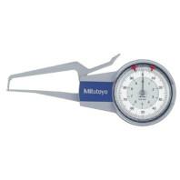 MITUTOYO Číselníkový úchylkoměr 0-10 mm s měřícími rameny pro vnější měření IP65, 209-843