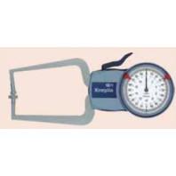 MITUTOYO Číselníkový úchylkoměr 0-10 mm s měřícími rameny pro vnější měření IP65, 209-403