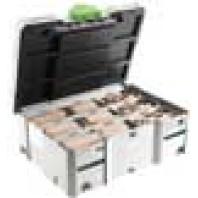 Festool Sada bukových čepů DOMINO DS/XL D12/D14 128 BU  498205