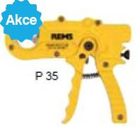 REMS ROS P 35, Nůžky na trubky 291200