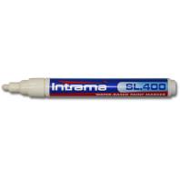 PRAMARK Popisovač SL 400 INTRAMA lakový bílý 1 ks 31200137
