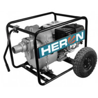 HERON Čerpadlo motorové kalové EMPH 80 E9, 9,0HP 8895106