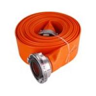 HERON Hadice B75 PVC orange se spojkami 10 m 8898116
