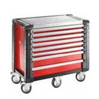 FACOM Montážní vozík JET+5 s 8 zásuvkami červený JET.8M5
