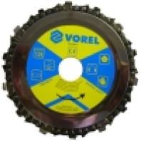 MAGG Brusný řezný pro úhlové brusky 230 mm - pilové ozubení PILUH230