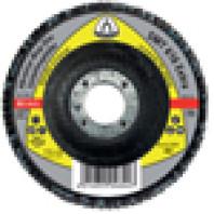 KLINGSPOR Brusný lamelový talíř rovný SMT 616, 125 x 22,23 mm, zrno 80 280249