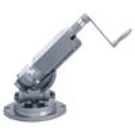 NOGA Svěrák trojosý otočný TLT 125 x 125 mm, 125 TLT SP