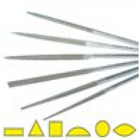 NOGA Sada pilníků NF jehlových 6dílná zrno D126, 4206D126