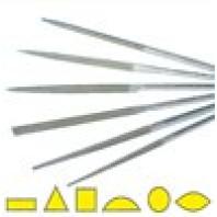 NOGA Sada pilníků NF jehlových 6dílná zrno D91, 4206D91