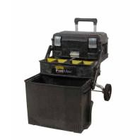 STANLEY Pojízdný rozevírací montážní box FatMax 73 x 54 x 32 cm, 1-94-210